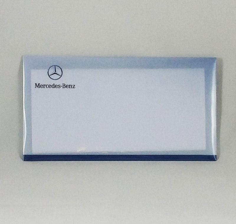 Polypropylene document wallet envelop mercedes benz for Mercedes benz wallet